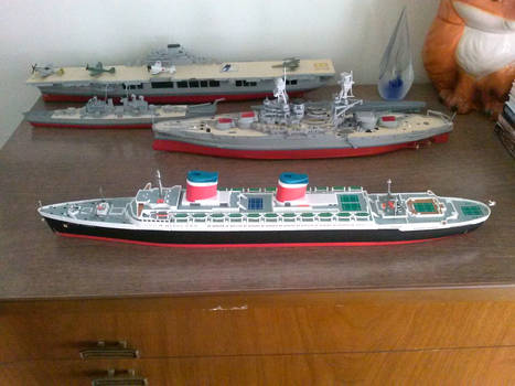 S.S. United States, the fastest ocean liner