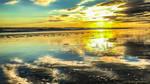 Sand Reflection 001