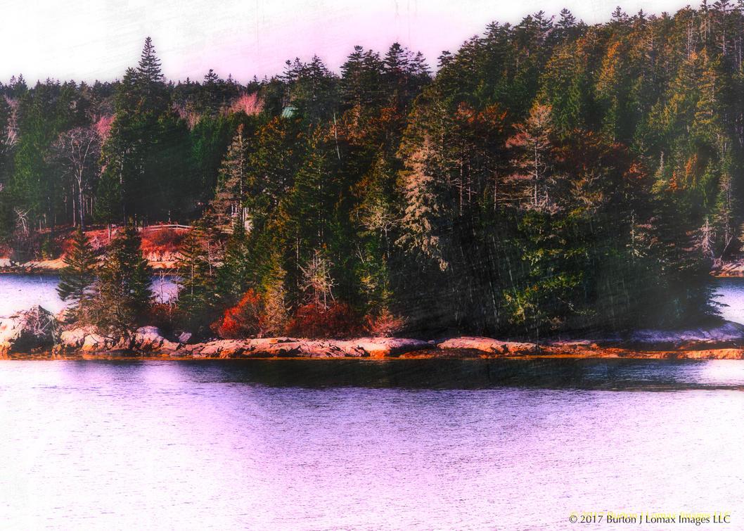 My Island In the Sun by BurtonJLomax