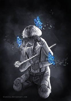 [Butterfly boy]