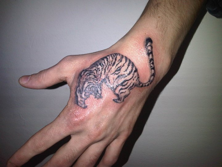 The amazing Cool tattoo for hand men design digital photography