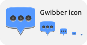 Gwibber icon