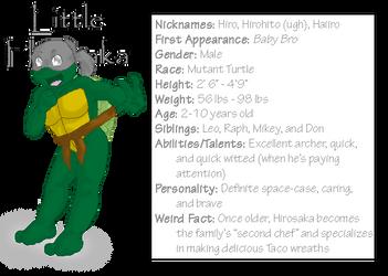 Little Hiro Profile by Turtlefreak121