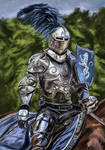Knight of the Daggerfall Covenant