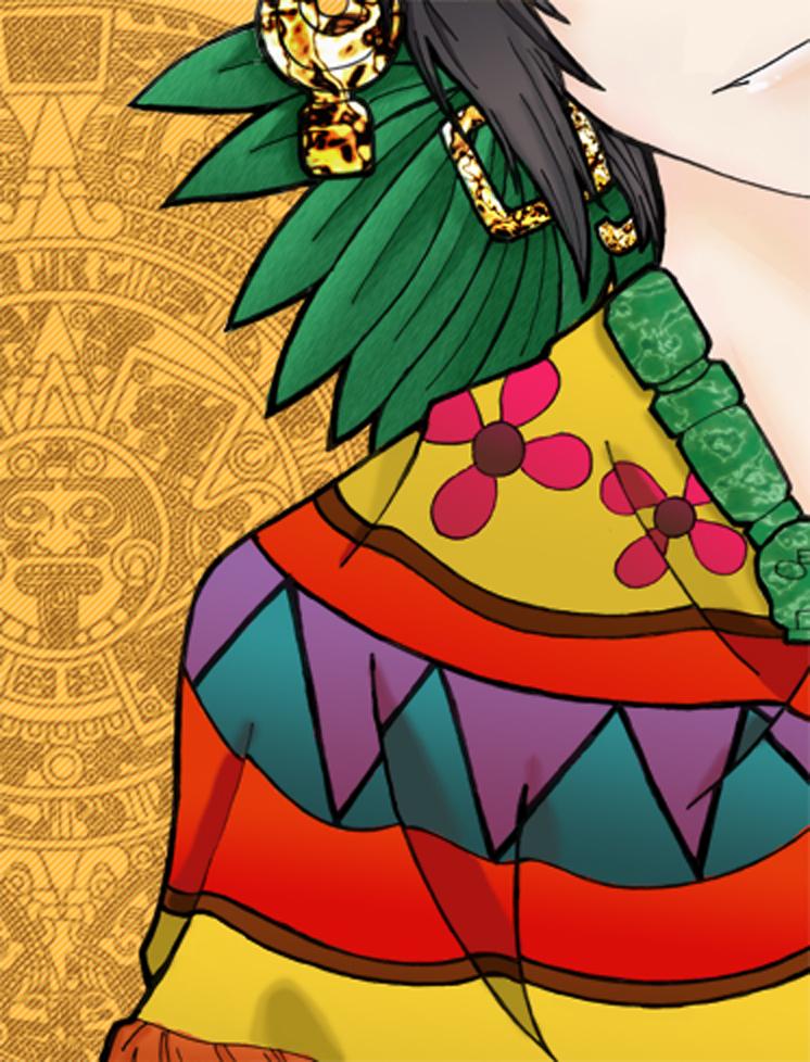 Quinoa Cóatl De Versutia _Wayak____Mexico_tan__by_SweetTemptation666