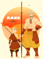 AANG!! by freestarisis