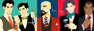 lok: men in suit!