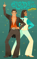 disco brothers by freestarisis