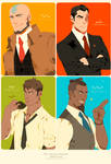 Men in suit pt2
