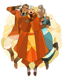 Kataang kids by freestarisis