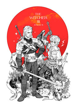 The Witcher 3 Today!!!