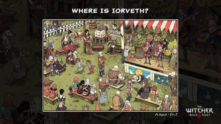 Where is Iorveth by freestarisis