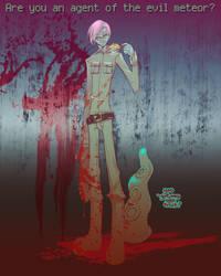 Maniac Mansion's Weird Ed by CookingPeach