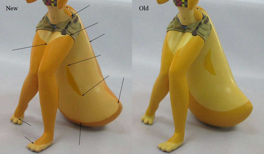 Peaches Figure Teaser by CookingPeach