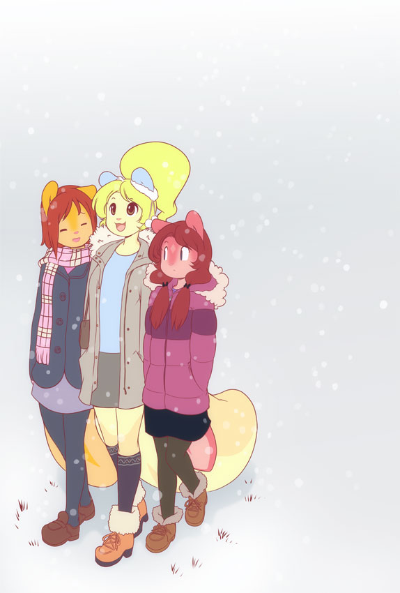 Winter Stroll by CookingPeach