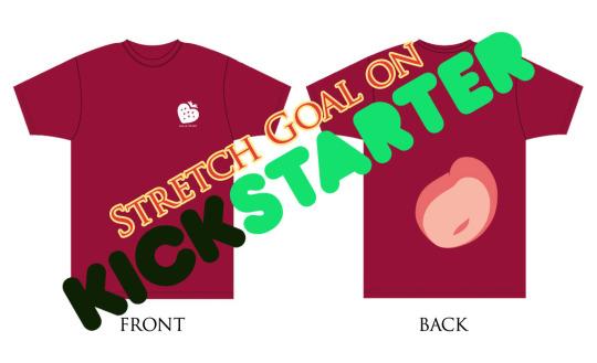 Jam at Heart Shirt on Kickstarter! by CookingPeach
