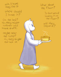 Goatmom Problems by CookingPeach