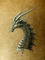 Brown Paper Dragon
