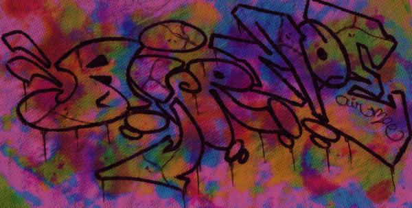 graffiti art. by airmoe69