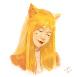 Sunny Catgirl