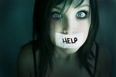 Help Me by haze717