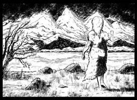 Chamanes de la Patagonia Cuantica Pagina 3 y 4