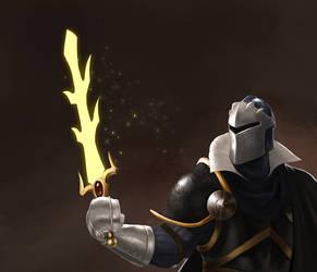 Holy Sword Galaxia!