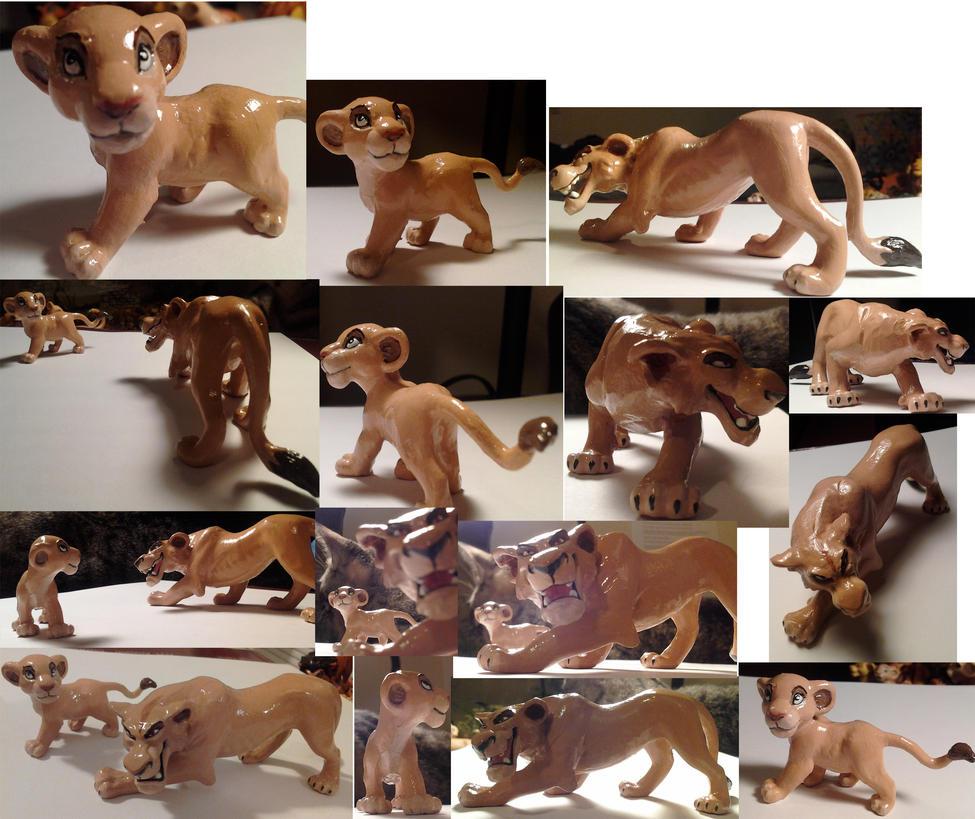 My Figures by tendollarbrownie