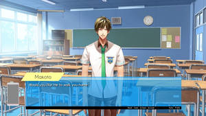 Makoto Dating Simulation Screenshot