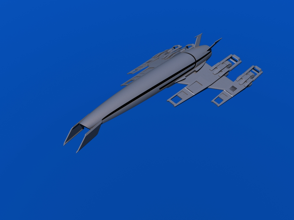 Normandy SR2 WIP by Adalbertus