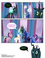 How Canterlot Wedding should have ended by Adalbertus