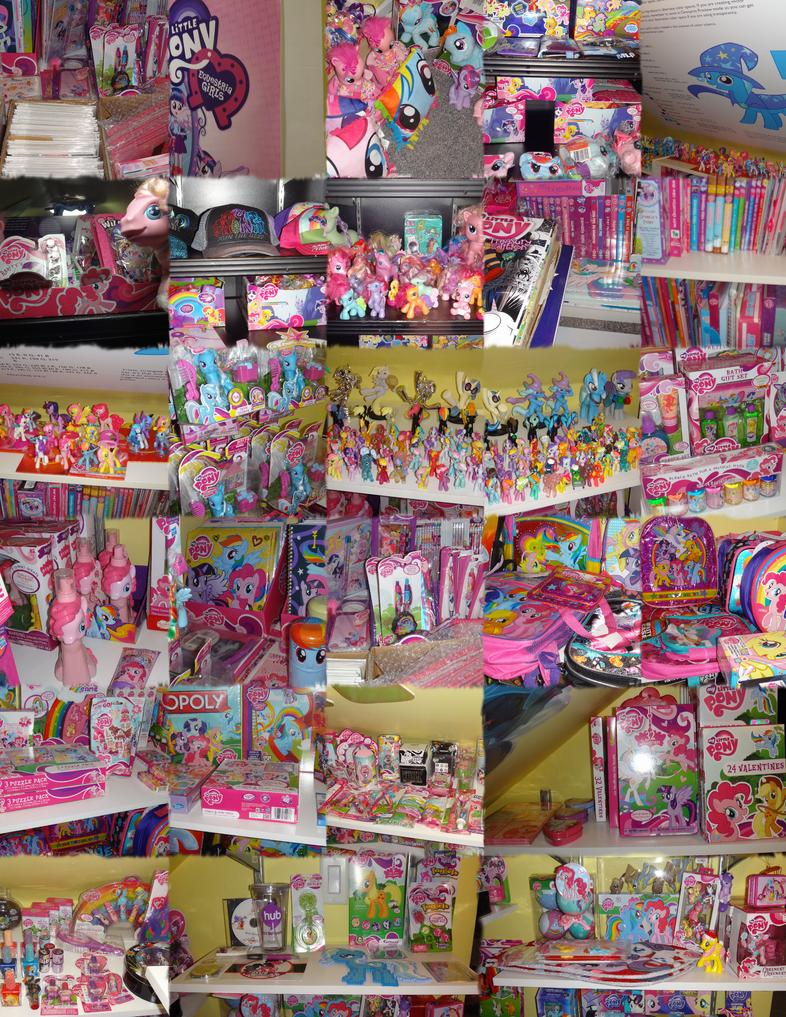 Pony Room 2 by ramivic