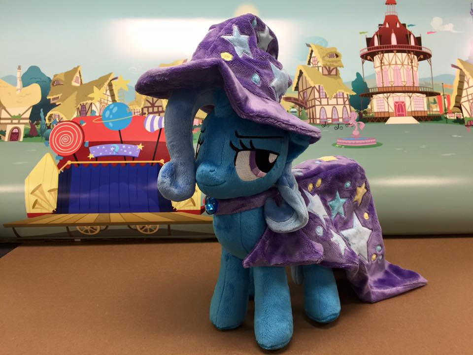 Trixie with her hat! by ramivic