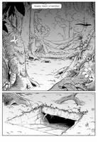 Felarya manga page 1 by Karbo