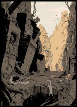 Ruins of Ur-Sagol