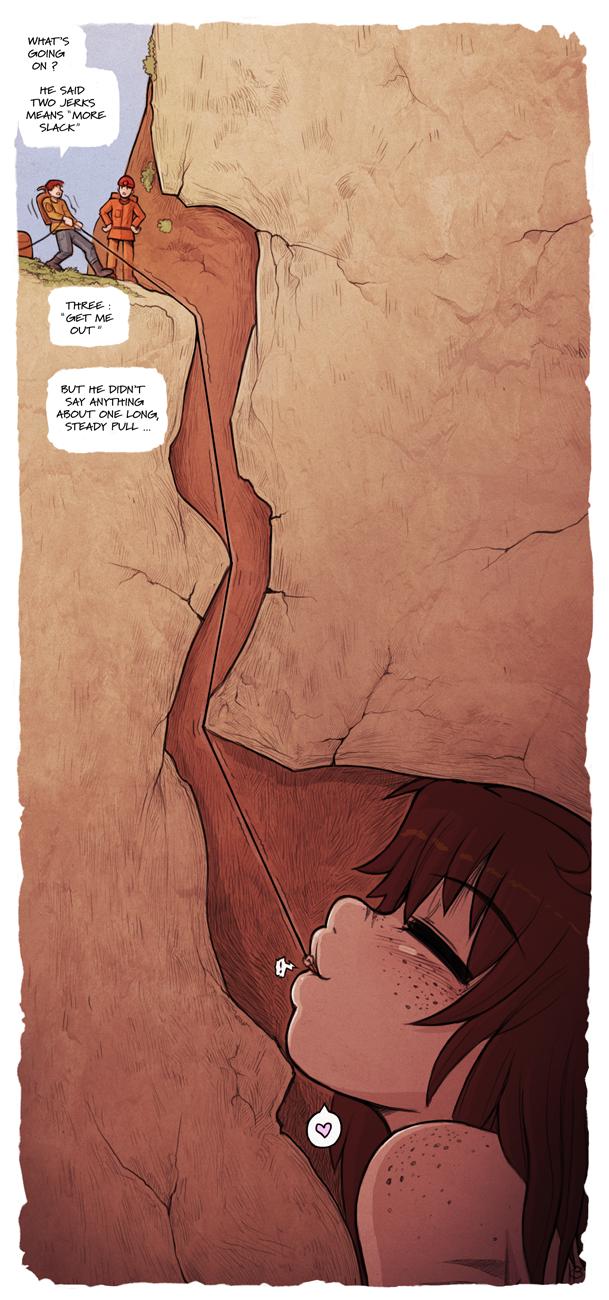 Exploring caves by Karbo