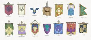Felarya emblems