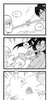 Felarya strip 23 by Karbo