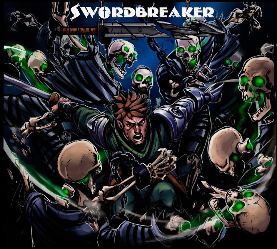Swordbreaker scene - 3 by Rayvell