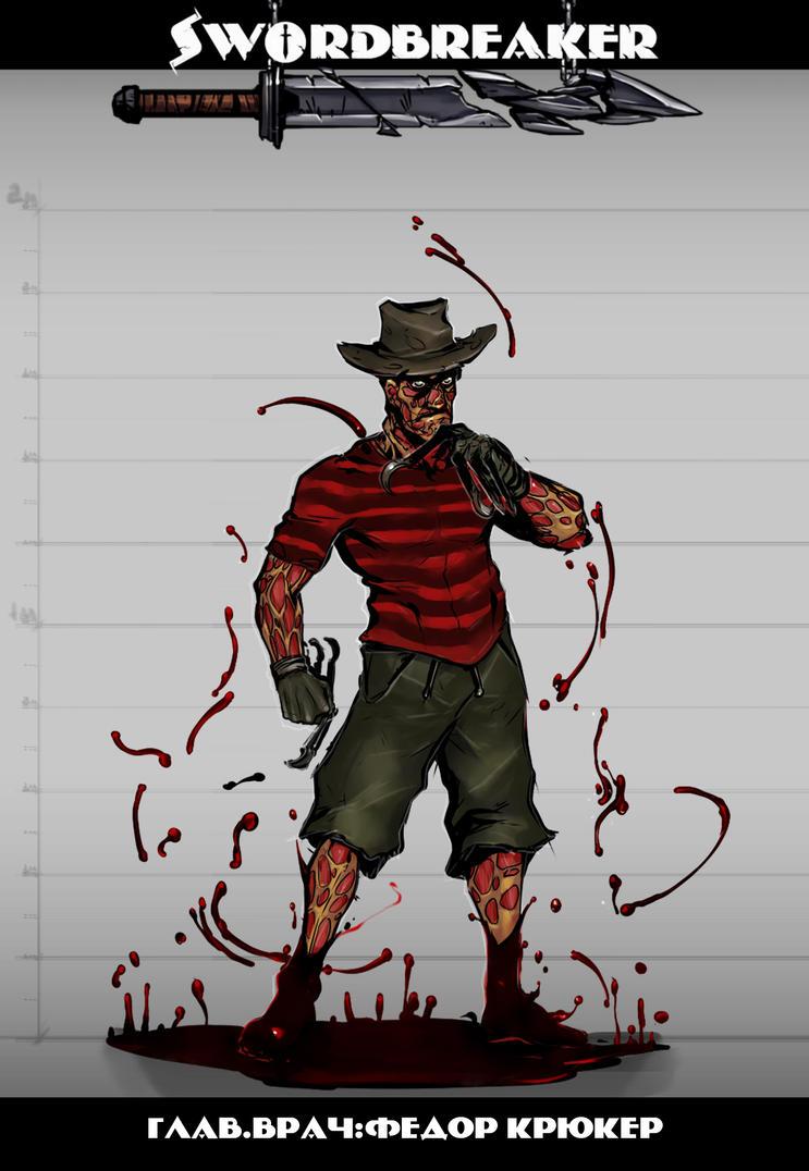 Swordbreaker character - 6 by Rayvell