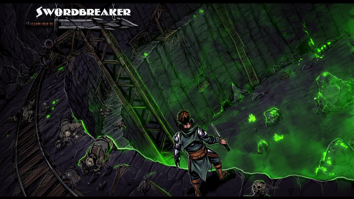 Swordbreaker scene - 6 by Rayvell