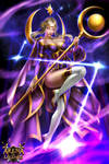 Sorceress by Rayvell