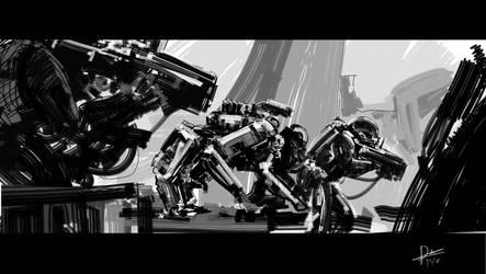 Spectral Final Assault by Michiragi