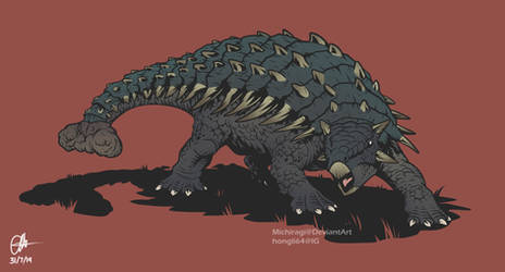 Ankylosaur(Jurassic World)