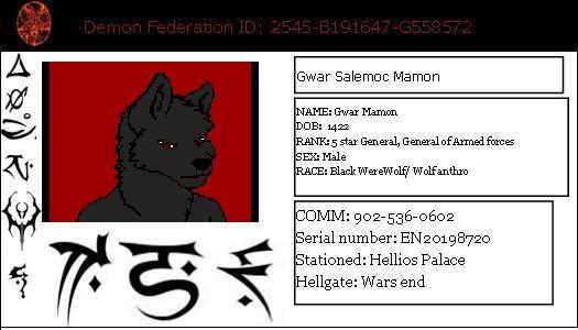 Gwar ID by GWAR666999