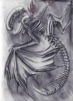 dragalien by Bephza