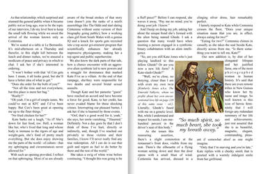 Centennia and Kate 5 Vogue interview pt. 2 by Gwynplainest