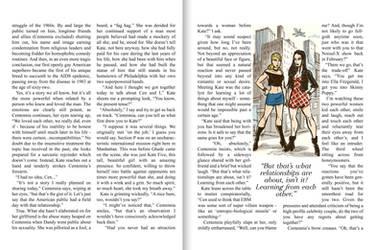 Centennia and Kate 5 Vogue interview pt. 4