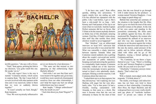 Centennia and Kate 5 Vogue interview pt. 5