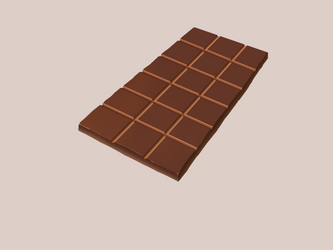 Chocolate by FakiNyan